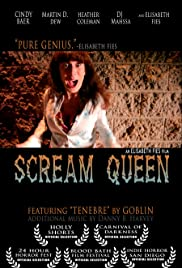 Scream Queen Poster