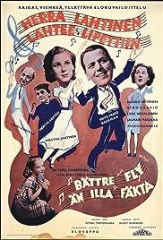 Herra Lahtinen lähtee lipettiin Poster
