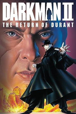 Darkman II: The Return of Durant poster