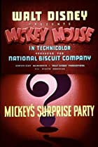 Image of Mickey's Surprise Party