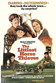 The Littlest Horse Thieves (1976) Poster - Movie Forum, Cast, Reviews