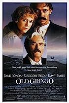 Old Gringo (1989) Poster