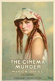 The Cinema Murder Poster