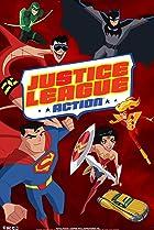 Image of Justice League Action: Freezer Burn