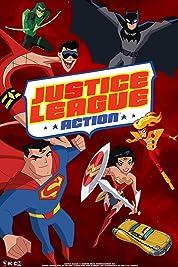 Justice League Action - Season 1 poster