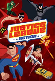 Justice League Action Poster - TV Show Forum, Cast, Reviews