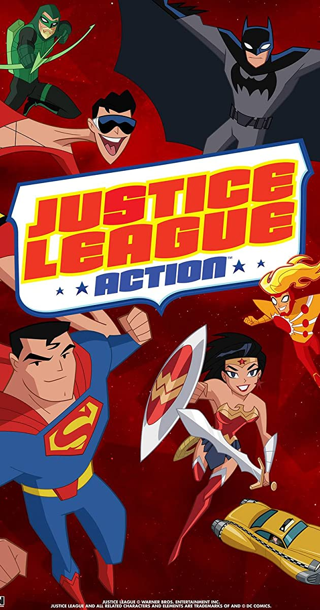 justice league action tv series 2016� imdb