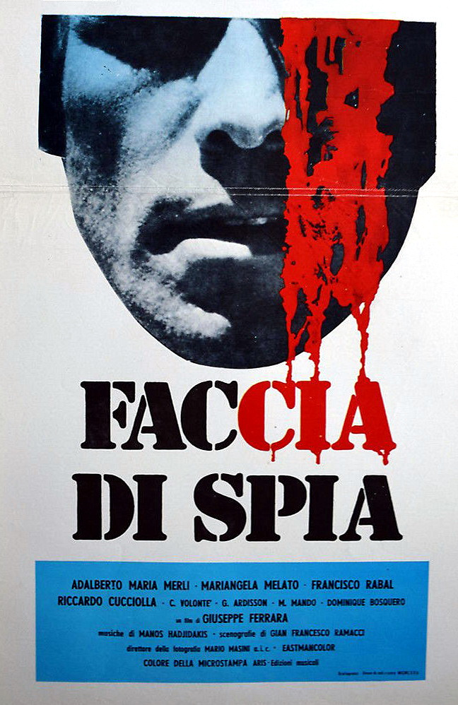 image Faccia di spia Watch Full Movie Free Online