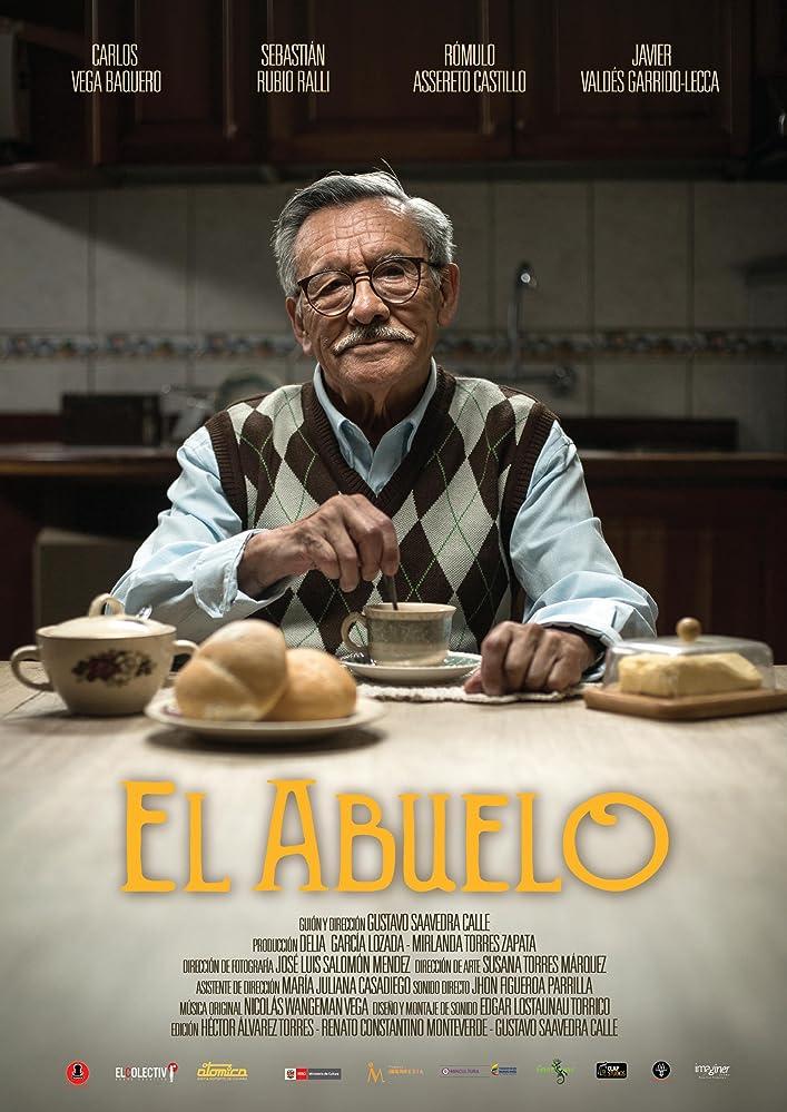 El Abuelo film poster