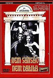 Nem Sansão Nem Dalila Poster