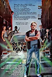 Repo Man (1984) Poster - Movie Forum, Cast, Reviews
