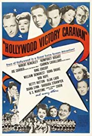 Hollywood Victory Caravan Poster