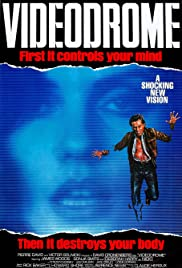 Videodrome (1983) Poster - Movie Forum, Cast, Reviews