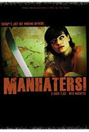 Manhaters! Poster