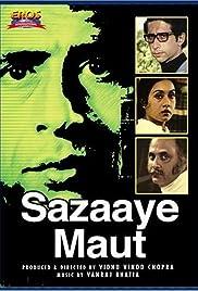 Sazaye Maut Poster