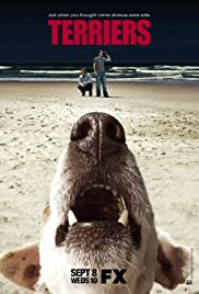 Terriers Poster - TV Show Forum, Cast, Reviews