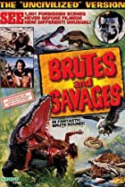 Image of Brutes and Savages