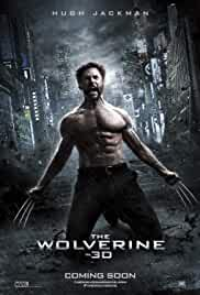 The Wolverine Affiche du film