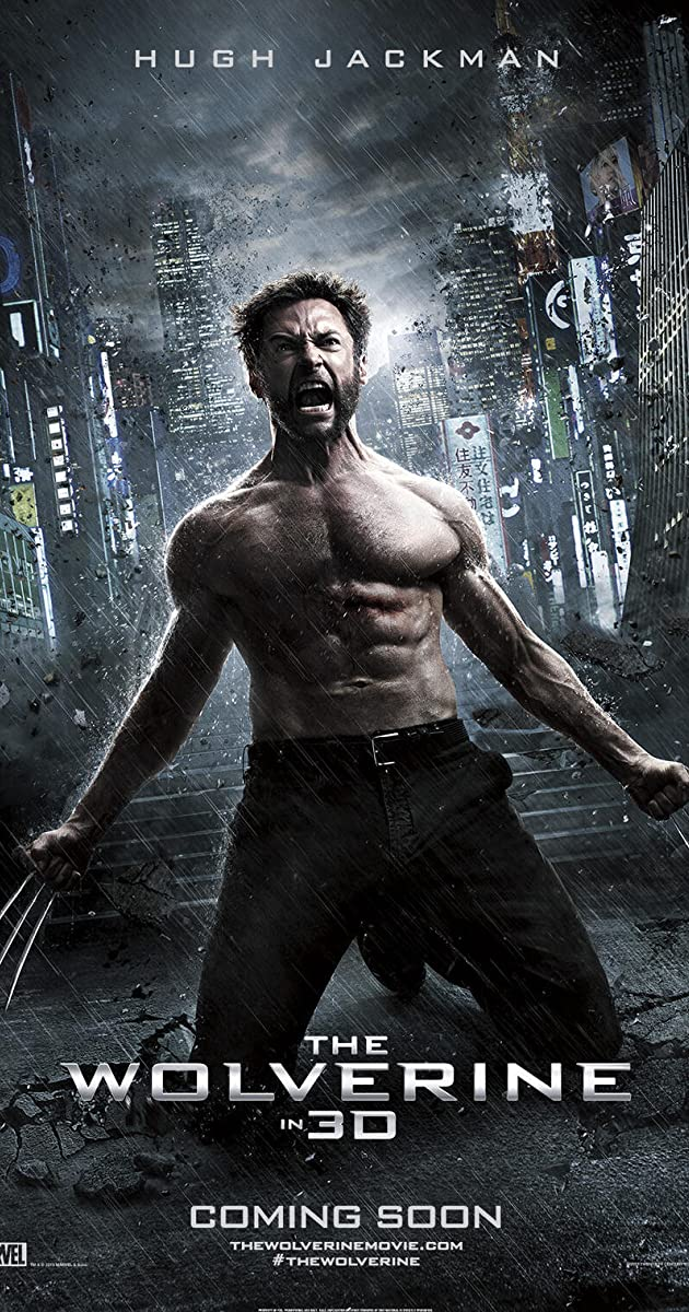 Image result for the wolverine