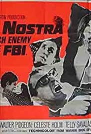 Cosa Nostra, Arch Enemy of the FBI Poster