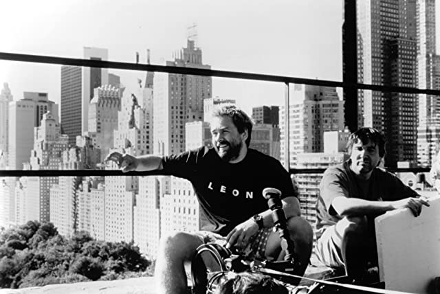 Luc Besson in Léon: The Professional (1994)
