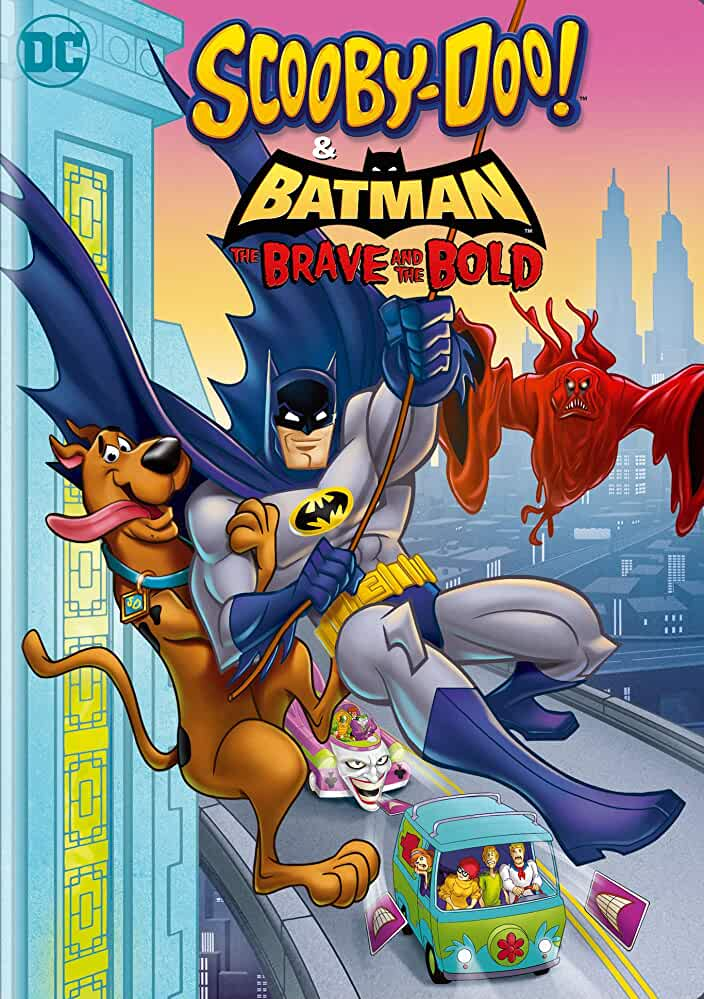 Scooby-Doo and Batman the Brave and the Bold 2018 English 720p WEB-DL Download