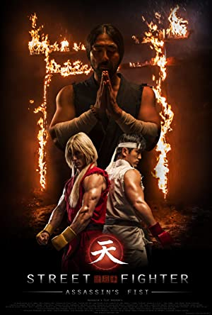 ver Street Fighter: Assassin's Fist