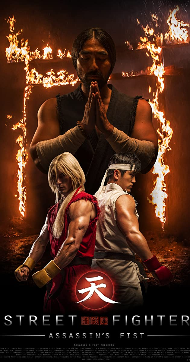 Street Fighter AssassinS Fist German