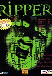 Ripper (1996) Poster - Movie Forum, Cast, Reviews