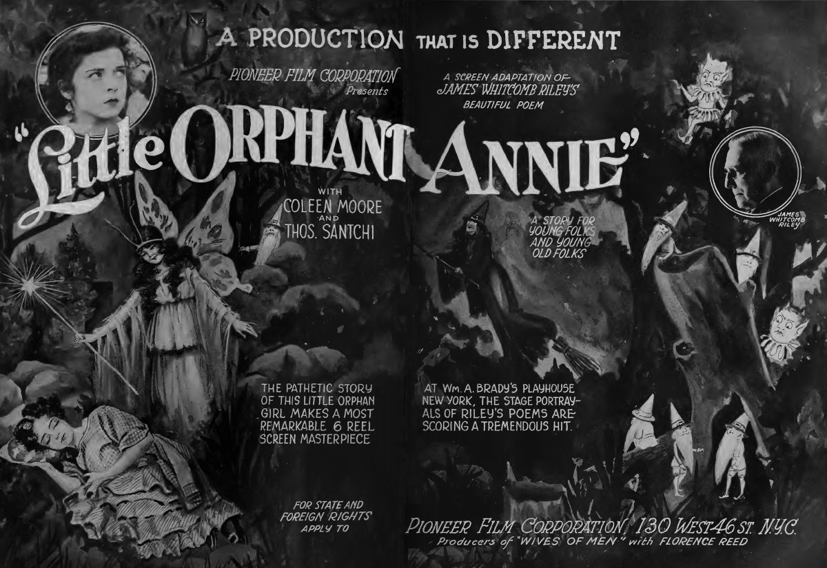 Colleen Moore in Little Orphant Annie (1918)