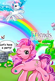 My Little Pony: Friends are Never Far Away Poster