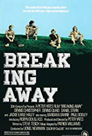 Breaking Away (1979) Poster - Movie Forum, Cast, Reviews