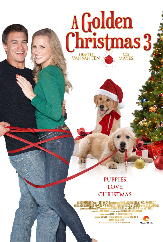 A Golden Christmas 3 (2012)
