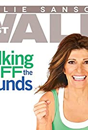Walk Away the Pounds with Leslie Sansone: Super Fat Burning Poster