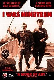 Ich war neunzehn(1968) Poster - Movie Forum, Cast, Reviews