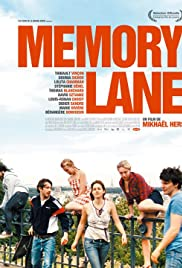 Memory Lane (2010) Poster - Movie Forum, Cast, Reviews