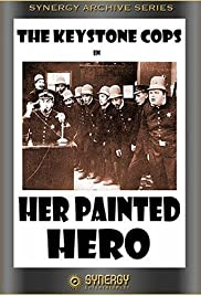 Her Painted Hero Poster