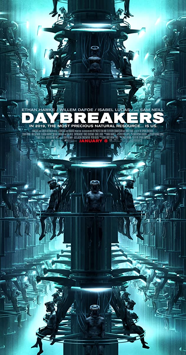 Daybreakers 2009 2010