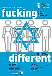 Fucking Different Tel Aviv Poster