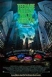 Teenage Mutant Ninja Turtles - Season 4 (1990) poster