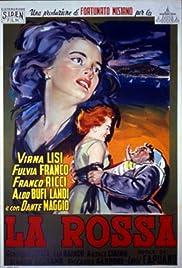 La rossa Poster