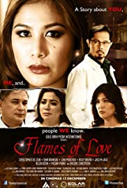 Flames of Love Poster