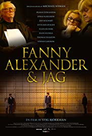 Fanny, Alexander & jag Poster