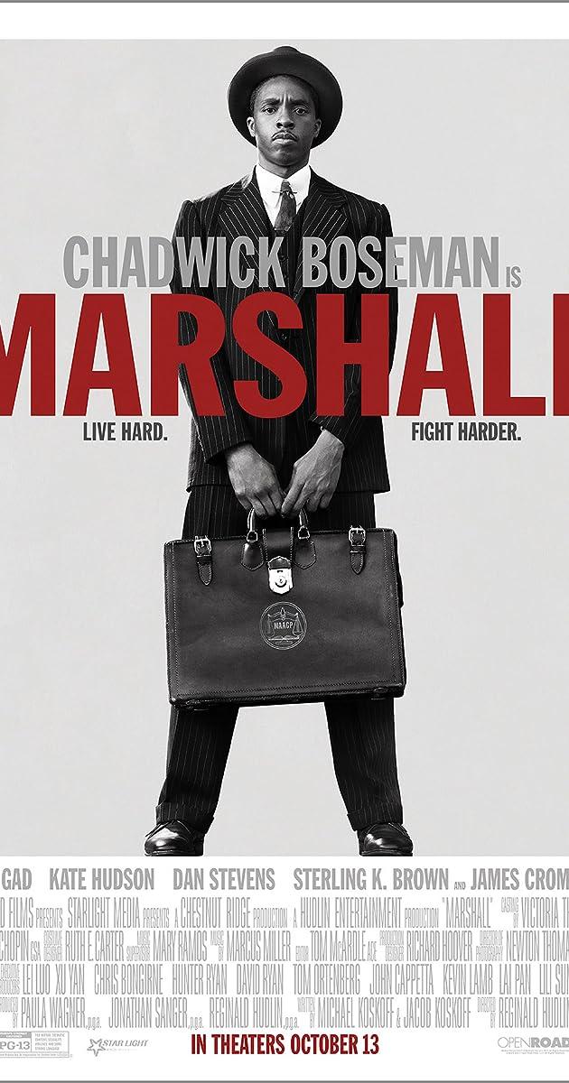 Marshall (2017) parsisiusti atsisiusti filma nemokamai