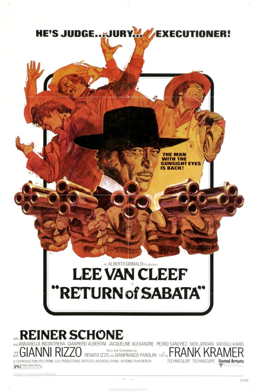 Image È tornato Sabata… hai chiuso un'altra volta! Watch Full Movie Free Online