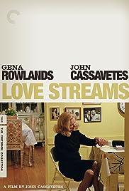 Love Streams Poster