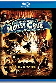 Mötley Crüe: Carnival of Sins (2005) Poster - Movie Forum, Cast, Reviews