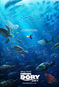 Finding Dory 2016 Poster