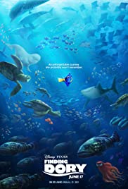 Finding Dory (2016) Poster - Movie Forum, Cast, Reviews