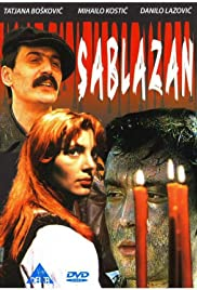 Sablazan Poster